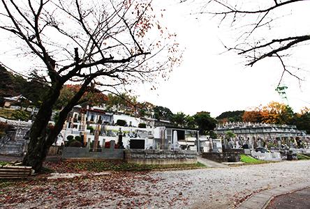 寺院墓地のご案内
